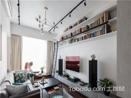小户型loft装修案例,82平米简约loft风格之家