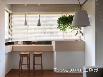 客厅吧台装修效果图,增加客厅颜值的一种设计
