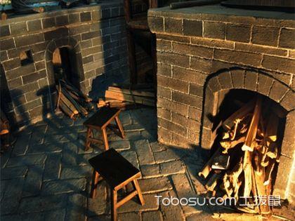 现代厨房和农村柴火灶的比较,也说柴火灶新与旧的结合