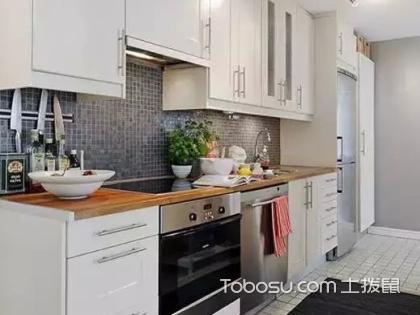 小户型北欧风格厨房怎么装修?北欧风格厨房特点有哪些?