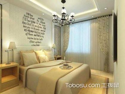 北欧风格小户型卧室怎么装修?北欧风格小户型卧室家具怎么选?