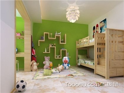 儿童房适合放植物吗?儿童房装饰注意事项介绍