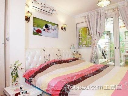 卧室布置效果影响睡眠质量