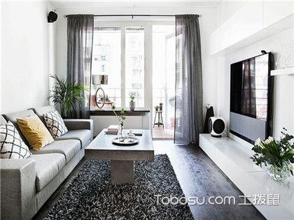 小户型装修经典案例:简约风单身小公寓设计