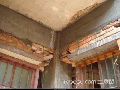 墙改梁施工过程,我的家装我做主