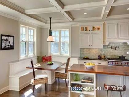 小户型半开放式厨房怎么样?小户型半开放式厨房装修要注意哪些?