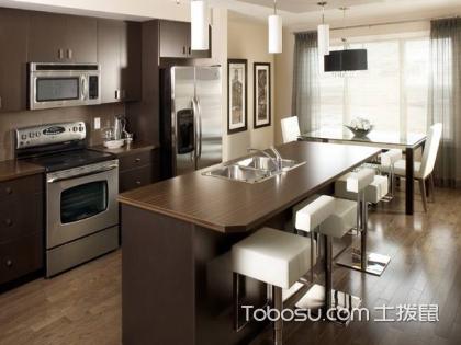 小户型开放式厨房吧台设计技巧有哪些?开放式厨房吧台设计要注意哪些?
