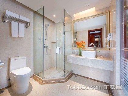 淋浴间的尺寸多少合适?一组数据告诉你答案!
