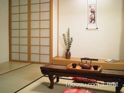 日式榻榻米房间效果图,日式榻榻米房间的搭配设计