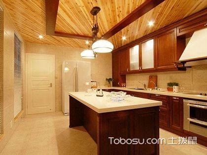 厨房吊顶效果图,厨房吊顶有什么材料