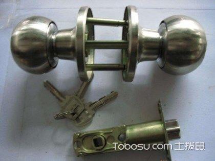 球型门锁怎么安装?球型锁的安装方法简介