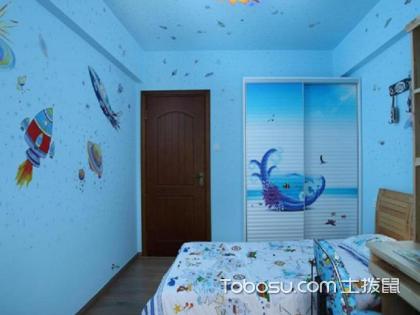 兒童房顏色選擇技巧有哪些?兒童房什么顏色好看?