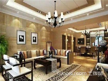 新中式客厅装修效果,让您的客厅档次飙升!