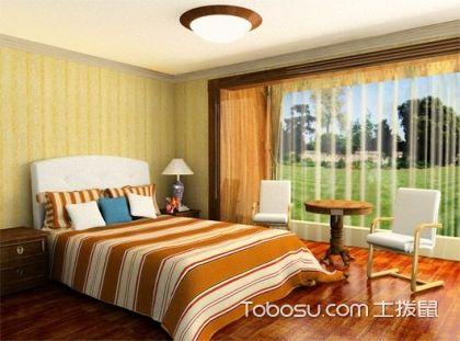 装修卧室颜色搭配技巧,各种颜色的卧室搭配方案