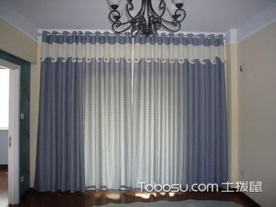 客厅窗帘怎么搭配,各风格客厅搭配什么颜色窗帘好