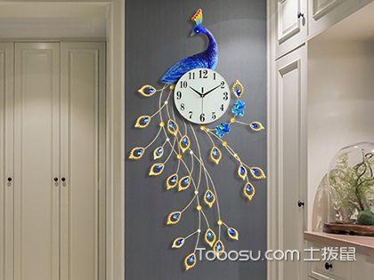 一进门看见表好不好?家居钟表正确摆放位置