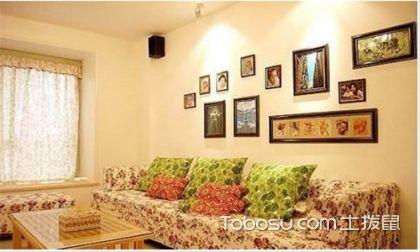 客厅沙发流行装饰元素与色彩搭配抢先看