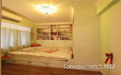 卧室榻榻米装修效果图,一个美妙的空间设计