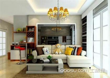茶幾如何搭配客廳中的家具