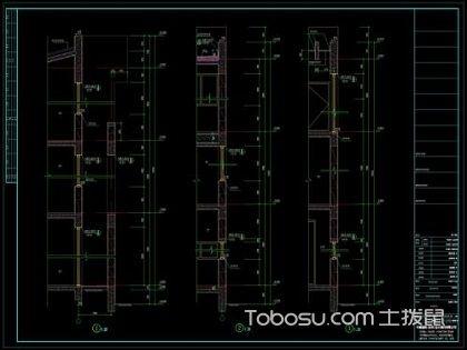 建筑設計圖,建筑設計有哪些設計要點值得注意