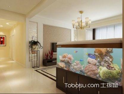 客厅放鱼缸好吗,鱼缸放在客厅什么位置好