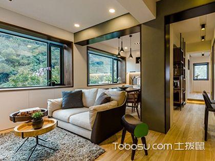 130平米三室一厅装修效果,大空间创造舒适感