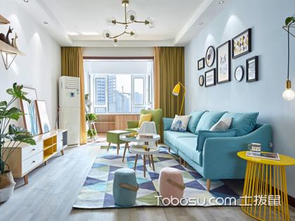 北欧什么颜色客厅好看?四款色彩搭配惊艳客厅空间