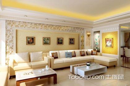 沙发背景墙装修,让你的客厅活起来