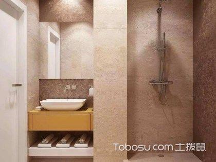 卫生间壁龛效果图欣赏,卫生间壁龛如何设计?