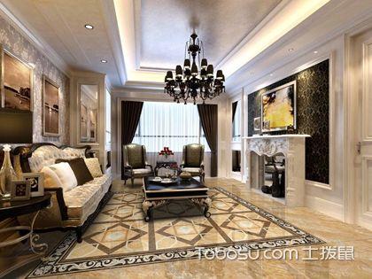 客厅全部贴瓷砖效果图,客厅可以墙面地面都贴瓷砖吗