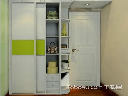 2018最流行推拉门衣柜设计尺寸介绍,如何选购推拉门衣柜?