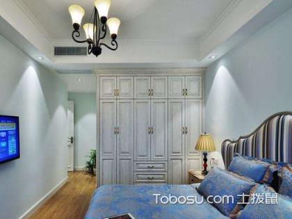 卧室衣柜设计注意事项有哪些?卧室衣柜尺寸多少合适?