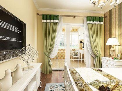 羅馬桿怎么掛雙層窗簾,這些技巧你了解嗎?