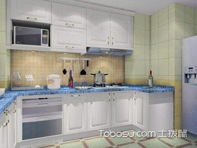什么样的厨房橱柜造型设计比较好看