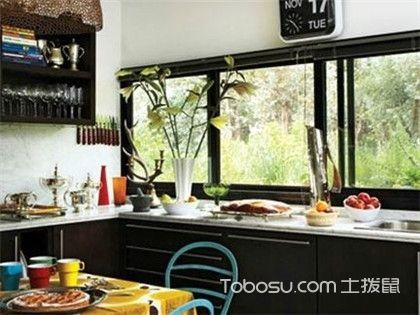 阳台改厨房效果图,小户型空间就该这么利用!