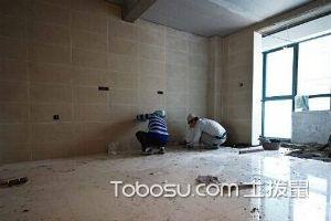陶瓷地砖施工