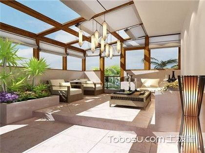 玻璃阳光房装修效果图设计参考,这样的装修简直太赞了!
