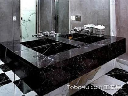 大理石洗手台,每天给你一个全新的开始