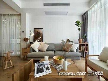 90平米两室二厅简装图,两室二厅装修注意事项