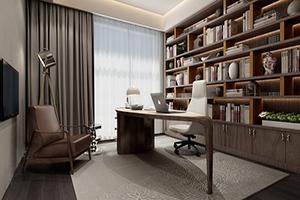 書房樣板房
