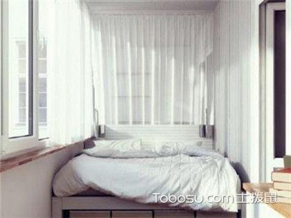 阳台改卧室效果图——小小卧室,满满温暖