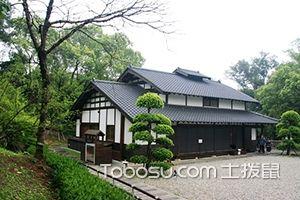 日式建筑风格