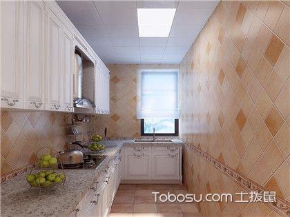 厨房小怎么装修合理?厨房装修设计知识介绍!