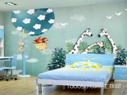 8平米儿童房装修,小空间也有大大的童真