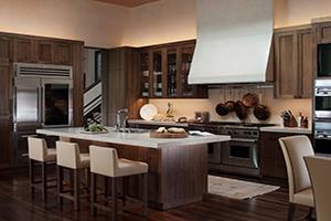 房屋廚房裝飾