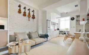 【小户型室内设计】小户型室内设计风格_要点_注意事项_图片