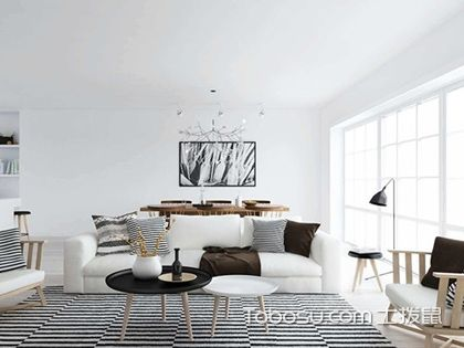 客厅沙发图片,客厅沙发摆放风水禁忌