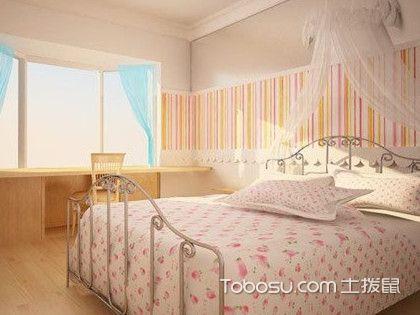 日式少女卧室装修图片,充盈着青春的气息