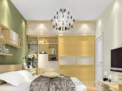 白色門配什么顏色的衣柜?室內顏色搭配技巧是什么?