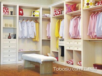 女人衣柜怎么设计?衣柜空间怎么合理规划?